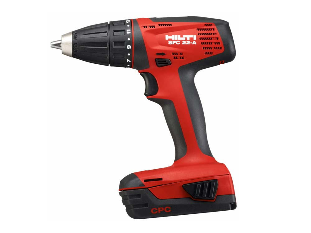 Hilti SFC 22 A drill / skrumaskin