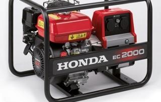 Strøm Aggregat Honda EC2000