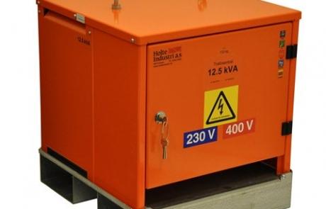 Trafosentral 230-400V
