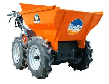 Belle 300 minidumper