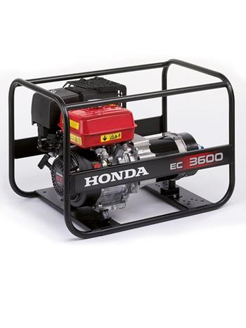 Strøm Aggregat Honda EC3600 GV