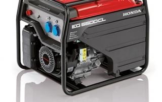 Strøm Aggregat Honda EG5500