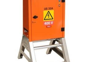 US 32 amp 230 og 400 volt